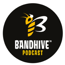 Bandhive podcast logo